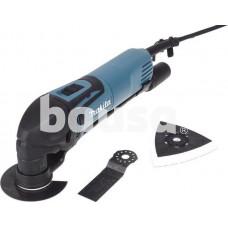Elektrinis daugiafunkcis įrankis MAKITA TM3000CX1J, 320 W, su priedais, Makpac