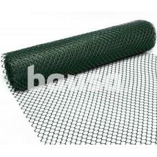 Plastikinis tvoros tinklas, 50 x 50 x 1000 mm, (50m) žalias