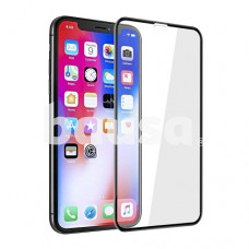 Devia Real Series 3D Curved Full Screen Explosion-proof Tempered Glass iPhone XS Max (6.5) black