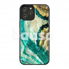 iKins case for Apple iPhone 12 Pro Max aqua agate