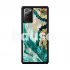 iKins case for Samsung Galaxy Note 20 aqua agate