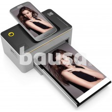 Kodak PD460 Printer Dock Bluetoot Black and 10 paper