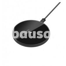 Devia Aurora Series Ultra-slim Wireless Quick Charger (V2) (10W) black