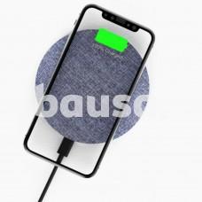 Devia UFO series ultra-thin wireless charger (15W) white