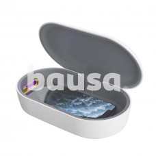 Belaidis pakrovėjas Devia Wireless Charging Disinfection box white