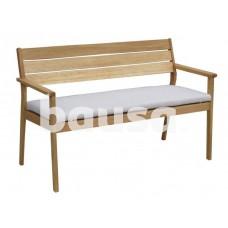 Medinis sodo suolas Cruz Park Bench, 59 x 135 x 85 cm