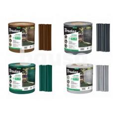 Tvoros juostos rinkinys segmentinei tvorai 35 x 0,19 m (450 g/m²) + 20 klipsų