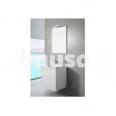 Vonios baldų komplektas TEKA INCA COMBO 2D, 600 GL balta