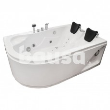 Masažinė vonia AMO-0205 170 x 115 cm, dvivietė