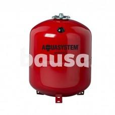 Išsiplėtimo indas šildymui AQUASYSTEM VRV35, 35 l