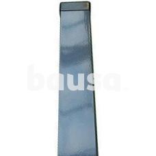 Tvoros stulpas 60 x 40 x 1700 mm, antracitas