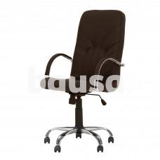 Biuro kėdė Manager Steel Chrome Comfort Eco-30