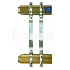Rad.šildymo kolekt. EV-M 12; žiedų skaičius 12; ilgis 600mm