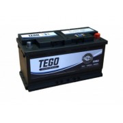 TEGO 100 Ah Silver Premium akumuliatorius