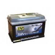 ZAP 75 Ah Silver premium akumuliatorius
