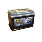 ZAP 80 Ah Silver premium akumuliatorius