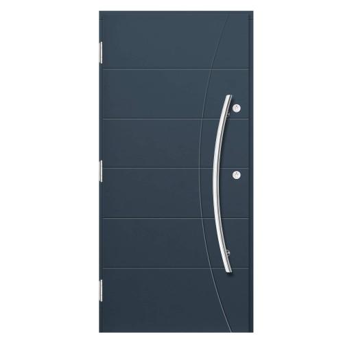 Medinės lauko durys Clasic P145