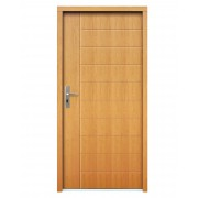 Medinės lauko durys Clasic P147