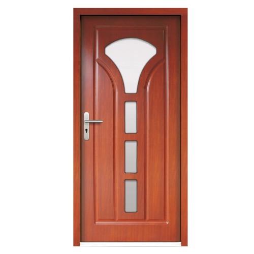 Medinės lauko durys Clasic P19