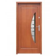 Medinės lauko durys Modern P21