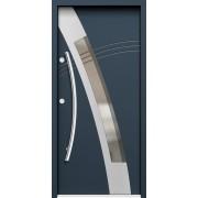 Medinės lauko durys Inox P106