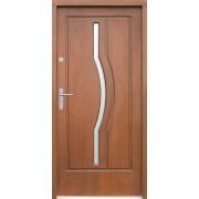 Medinės lauko durys Modern P22