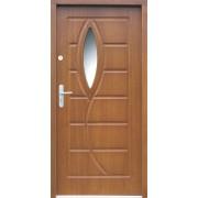 Medinės lauko durys Clasic P30