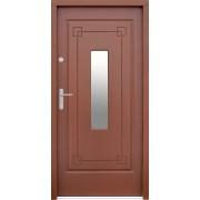 Medinės lauko durys Clasic P31