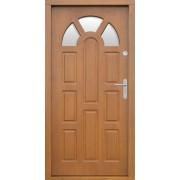 Medinės lauko durys Clasic P45