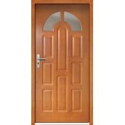 Medinės lauko durys Clasic P5