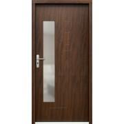 Medinės lauko durys Modern P67