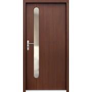 Medinės lauko durys Modern P75