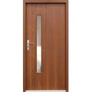 Medinės lauko durys Modern P79