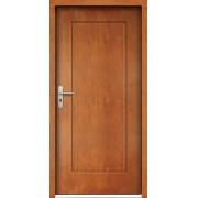 Medinės lauko durys Clasic P96