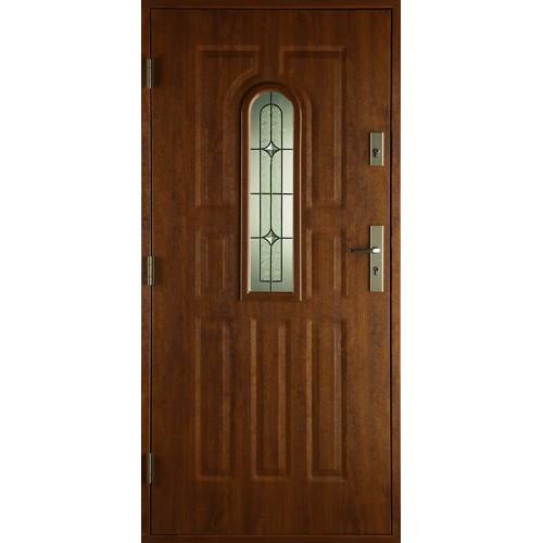 Lauko durys 9 PANELI (T9DL) thermika felc