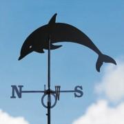 Metalinis vėjarodis Delfinas