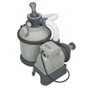 Baseino smėlio filtras-pompa INTEX