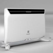 Konvektorinis oro šildytuvas Electrolux Air Gate Digital Inverter 1500W