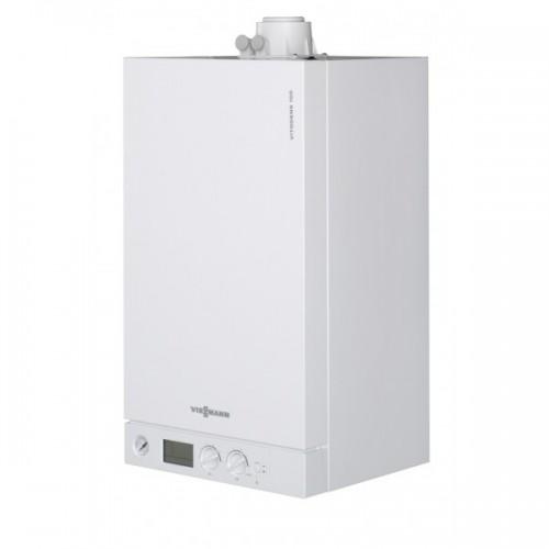Kombinuotas kondensacinis dujinis katilas VIESSMAN Vitodens 100-W, 8,0 - 35 kW