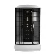 Masažinė dušo kabina CITY Torino, 120 x 80 x 215 cm