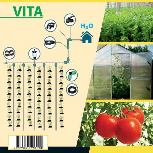 Universali laistymo sistema VITA, SANUS šiltnamiams