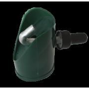 Dangtelis atraminiam stulpui, 38 mm, žalias