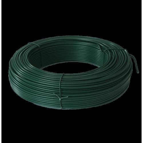 Įtempimo viela, 2,7 mm, 100 m, žalia
