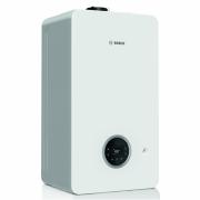Kondensacinis dujinis katilas Bosch Condens, GC 2300iW, 15P, vandens ruošimas atskirame šildytuve, baltas