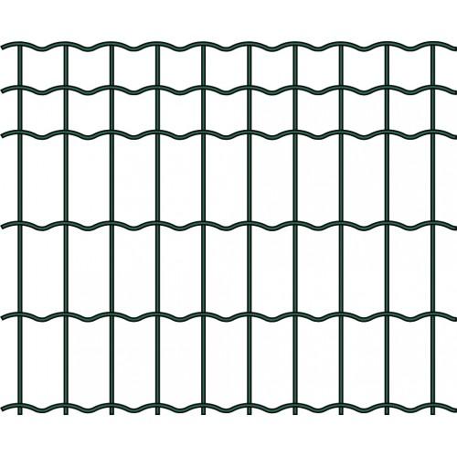 Suvirintas tinklas, 2,5 x 100 x 50 mm, 25m, žalias