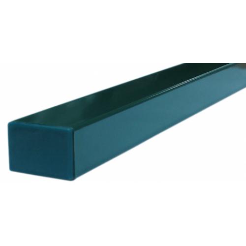 Tvoros stulpas 60 x 40 x 2300 mm, žalias