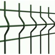 Segmentinė tvora, žalia, 2500 x 1230 mm (3,8 mm)