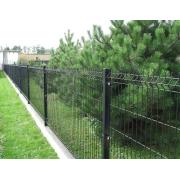 Segmentinė tvora, antracitas, 2500 x 1530 mm (4,0 mm)