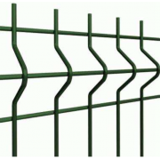 Segmentinė tvora, žalia, 2500 x 1730 mm (5,0 mm)
