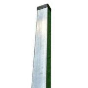 Tvoros stulpas 60 x 40 x 1700 mm, cinkuotas